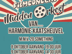 Filmconcert Middenorkest