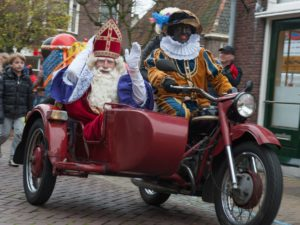 Sinterklaas komt weer naar Kaatsheuvel