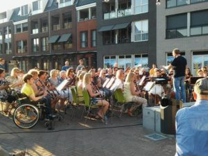 Bruisend Dorpshart concert