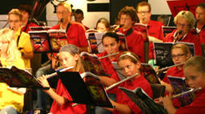 Uitwisselingsconcert met muziekvereniging Concordia
